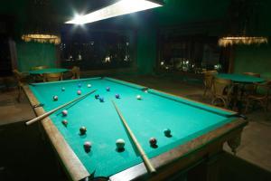 Mesa de bilhar em Tayayá Aqua Resort