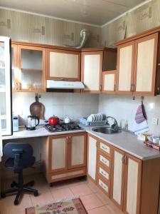 A cozinha ou cozinha compacta de Sweet Apartment