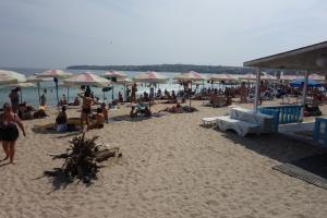 Плаж в или близо до хотела