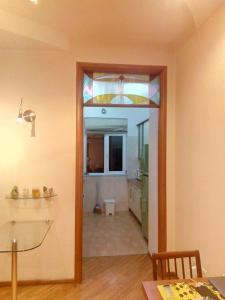 Um banheiro em Apartment Samed Vurgun st.