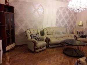 Uma área de estar em CENTER. 3 Bedrooms