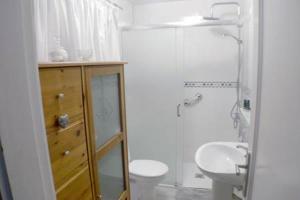 Un baño de Apartamento Las Canteras