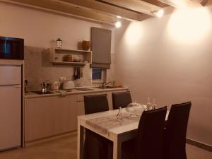 Cuisine ou kitchenette dans l'établissement Casa Cara