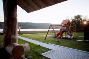 Детская игровая зона в Freegreen cottages