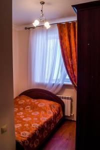 Кровать или кровати в номере Отель Пик Европы