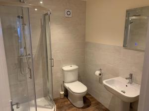 A bathroom at Fornham Guest House