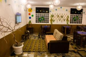 Um restaurante ou outro lugar para comer em Sítio Vale de Guapi
