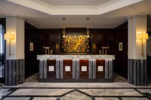 The lobby or reception area at Maison Albar Hotels Le Monumental Palace