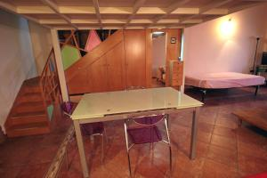 Table tennis facilities at Loft Panoramico al Centro Storico or nearby