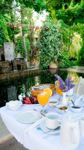 Εστιατόριο ή άλλο μέρος για φαγητό στο Βίλλα Ανδρομέδα