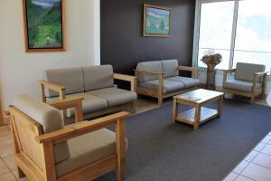 A seating area at Eira do Serrado - Hotel & Spa