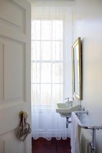 A bathroom at Castlecor House - Historic Country House