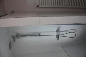 A bathroom at Hotel 't Meertje