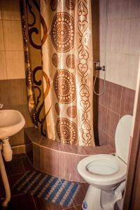 Ванная комната в Отель «Империя»