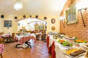 Restaurace v ubytování La Fenice