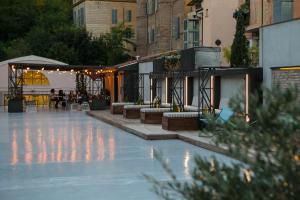 The swimming pool at or near Horti 14 Borgo Trastevere