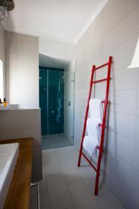 Salle de bains dans l'établissement The Delight Swakopmund
