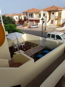 Un balcón o terraza de Playa Blanca Home