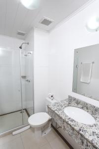 Um banheiro em Hotel Express Centro Histórico