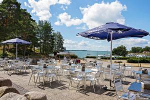 En restaurang eller annat matställe på First Camp Kolmården-Norrköping