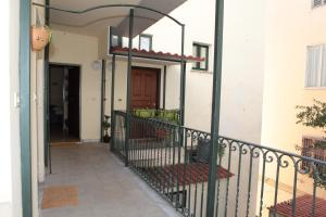 A balcony or terrace at SALERNUM - MONTE MARE