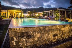 The swimming pool at or near Sorrento Beach Club Vietnam
