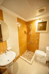 Um banheiro em Sadan Plaza