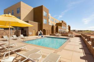 The swimming pool at or near Hyatt Place Page Lake Powell