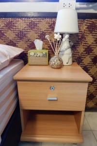 Ein Bett oder Betten in einem Zimmer der Unterkunft Lipe Hostel