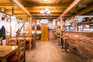 Restaurace v ubytování Holzberg