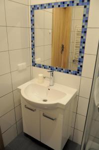 Łazienka w obiekcie Gościniec Kaszubski Homestay