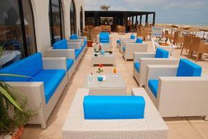 Een restaurant of ander eetgelegenheid bij Sentido Djerba Beach