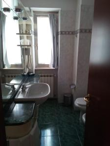 Ванная комната в Balletti Park Hotel