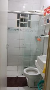 A bathroom at Sweet Home