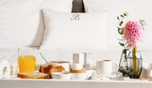 Επιλογές πρωινού για τους επισκέπτες του Hotel Boulgari