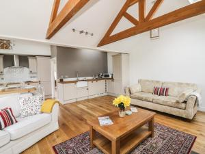 A seating area at The Retreat, Warwick
