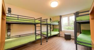 A bunk bed or bunk beds in a room at YHA Liverpool Albert Dock