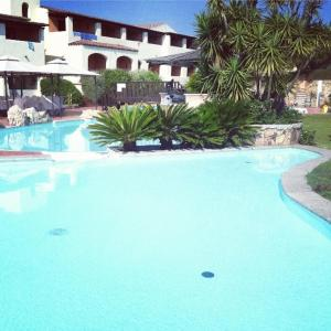 The swimming pool at or near Speraesole