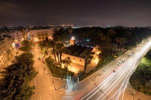 ONOMO Hotel Rabat Medina a vista de pájaro