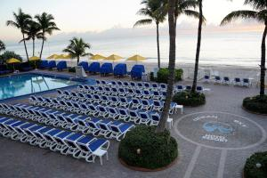 A view of the pool at Ocean Sky Hotel & Resort or nearby