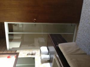 Ванная комната в Rippleside Park Motor Inn