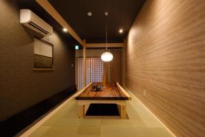 Bijou Suites Willにあるキッチンまたは簡易キッチン