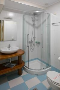 Bagno di Magic Hotel