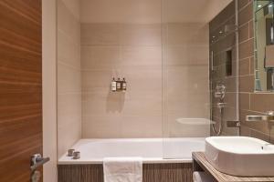 A bathroom at Hotel Bosco