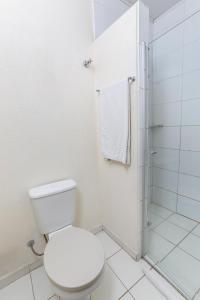 Um banheiro em Hotel Expressinho Aeroporto