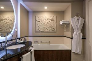 Ванная комната в Гостиница Коринтия Санкт-Петербург