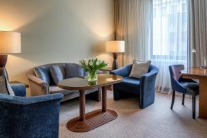 Posezení v ubytování Corinthia Hotel St Petersburg