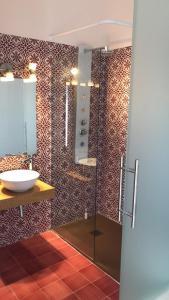 A bathroom at B&b Panoramica 33