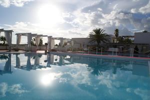 The swimming pool at or near Case Vacanza Giuliana