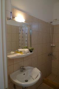 Ένα μπάνιο στο Hotel Ikaros